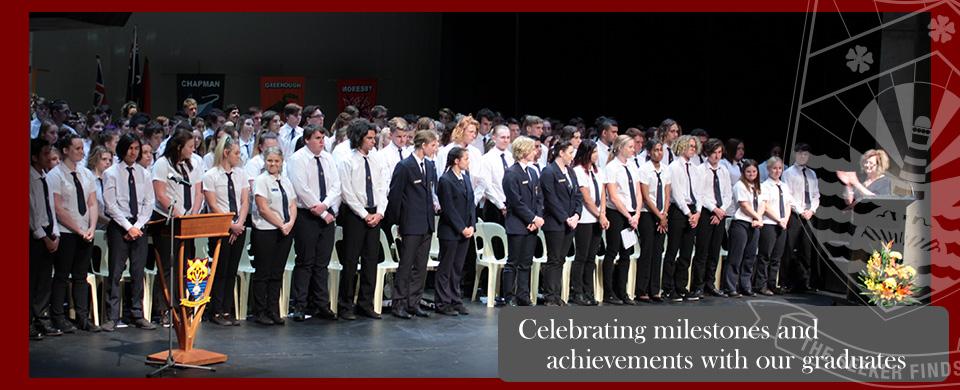 2016 Valedictory Celebration